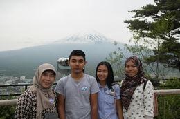 pucak Gn Fuji , Fatma Djuwita A - June 2014