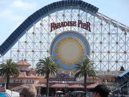 At Disney's California Adventure, LUCY K - June 2011