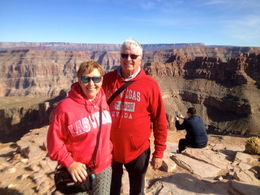 Yes, this are my wife and me during this Jeep trip, booked via Viator , Hubert S - December 2015