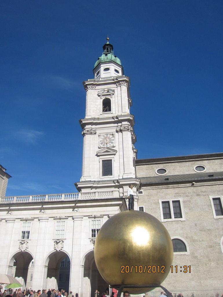 Salzburg - Munich