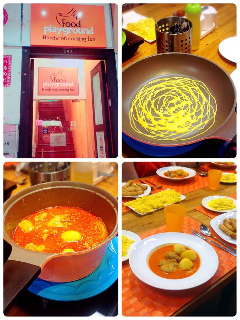 Experience Singapore: Cultural Cooking Class