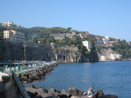 Sorrento from the pier, Andrew K - November 2010
