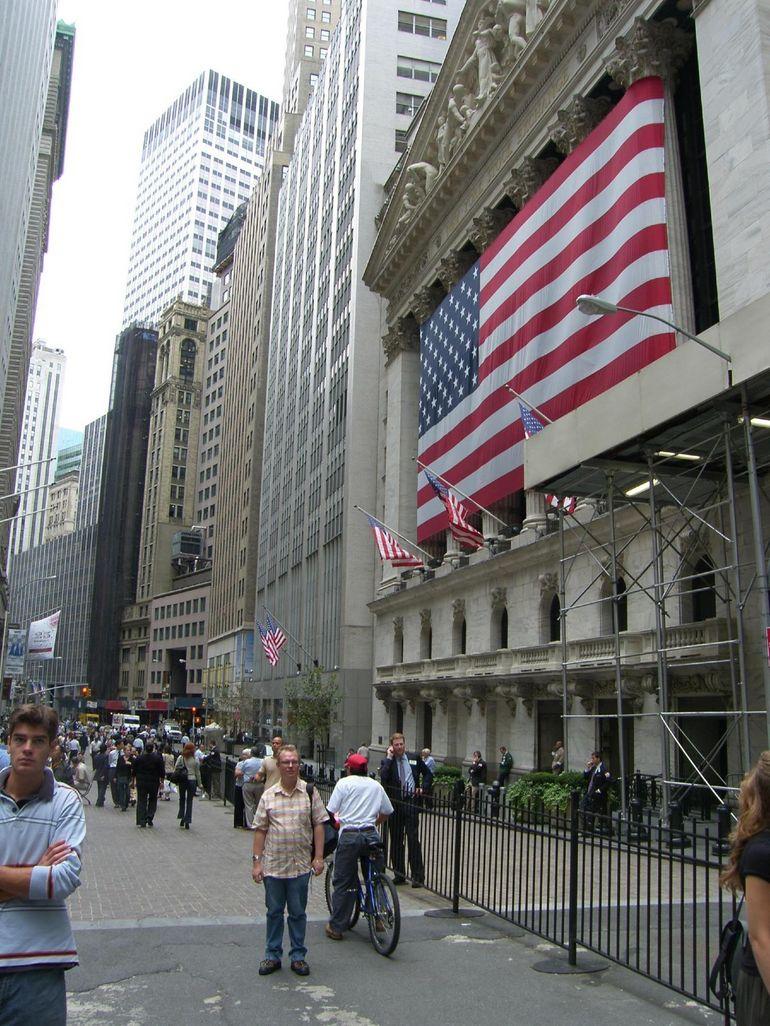 Stock Exchange - New York City