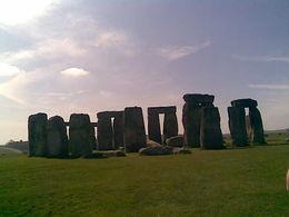 Stonehenge , Kristine K - May 2013