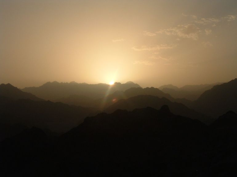 Sunset - Sharm el Sheikh
