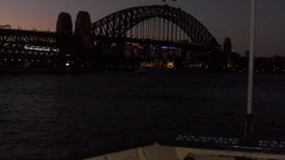 Taken from the ferry from Manly. , Kelley - April 2011