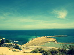 The Strait of Gibraltar , cinthya s - June 2012