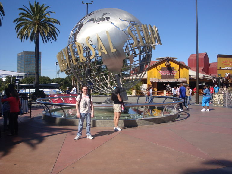 Univ. Studios 05 - Los Angeles