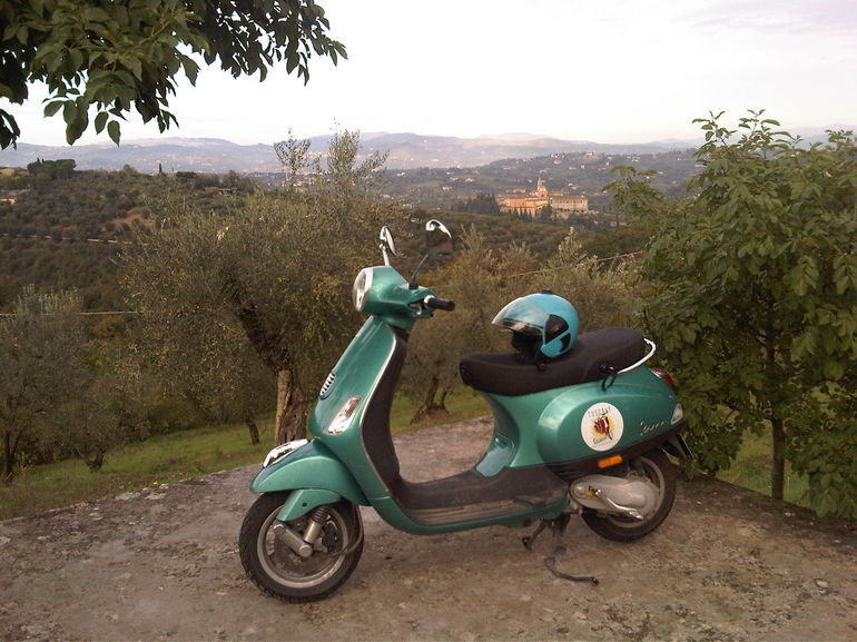 Vespa - Florence