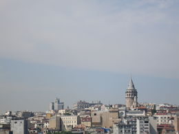 Galata Tower, Istanbul, Turkey, Patricia P - October 2014