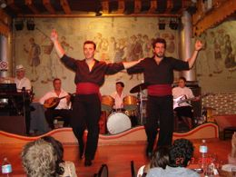 Athens by Night: The most famous Zorba dance performed by the best dancers., Olivia Z - August 2009