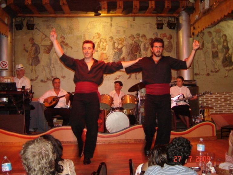 Athens by Night: The most famous Zorba dance performed by the best dancers. - Athens