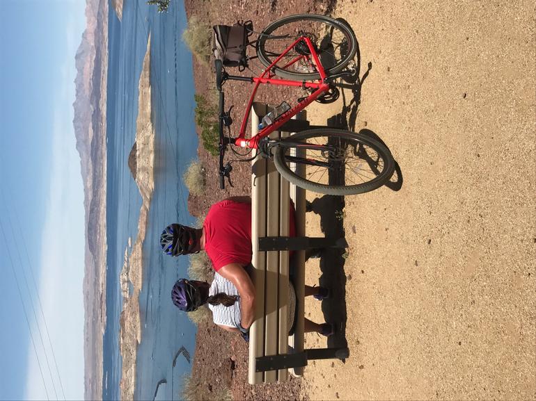 Hoover Dam and Lake Mead Bike Tour