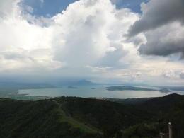 Taal Volcano , Angela - July 2017
