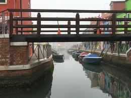 Burano is such a revelation. The fog just added texture , Vic - February 2018