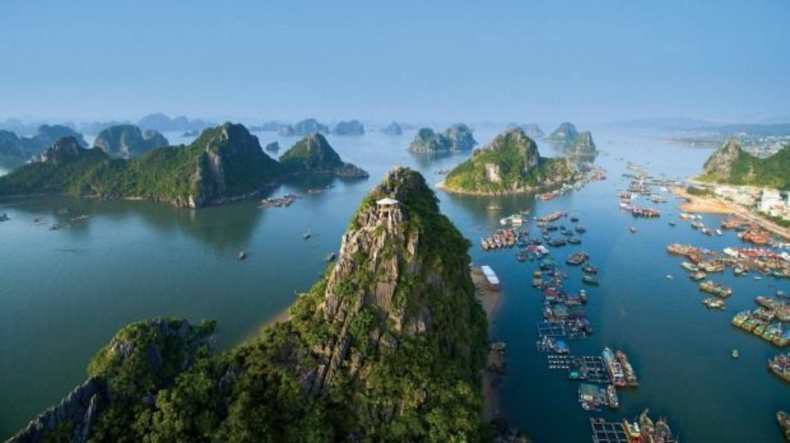 MÁS FOTOS, 6 Hours Halong Bay Cruise On Titop Island & Swimming -go By New Highway