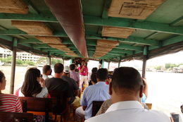 boat trip bangkok , John J - September 2015