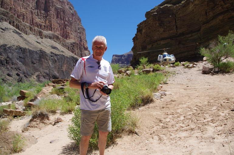 Bottom of the Grand Canyon - Las Vegas
