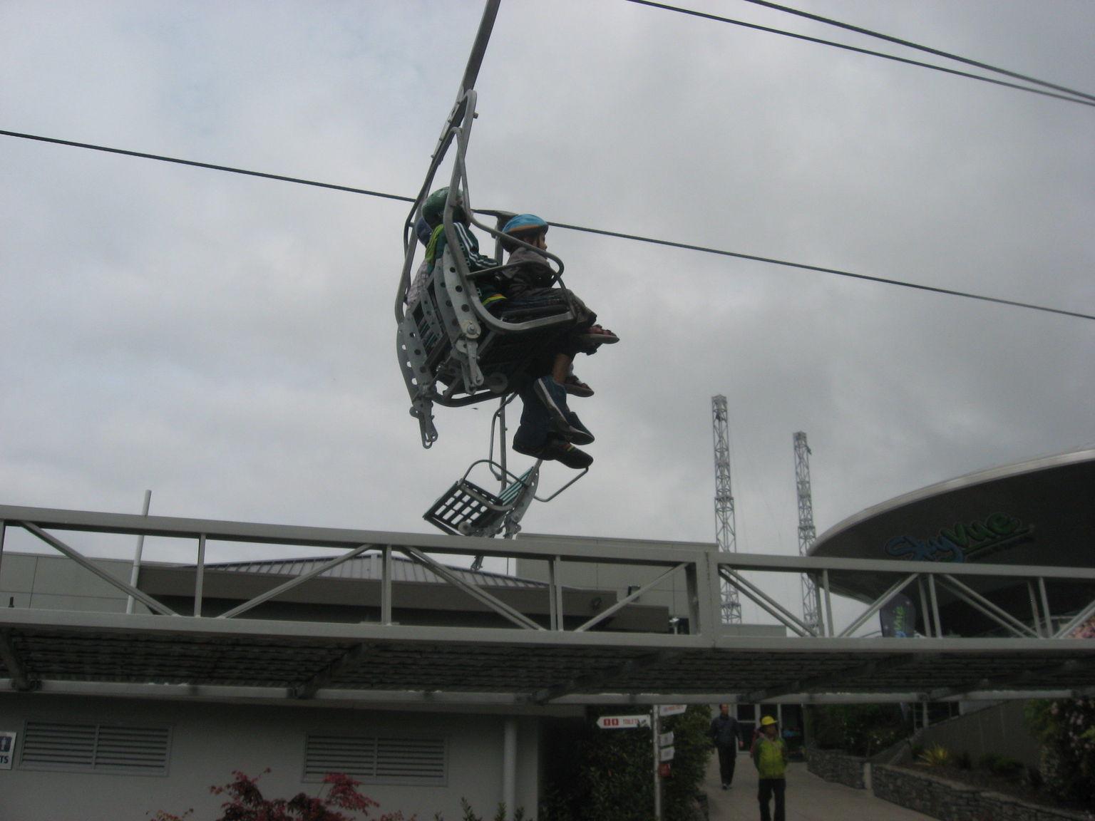 MAIS FOTOS, Gôndola em Rotorua com passeio opcional de luge