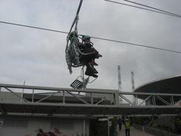 Chair lifts., Bandit - November 2011