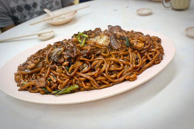 Chinese noodles - Kuala Lumpur