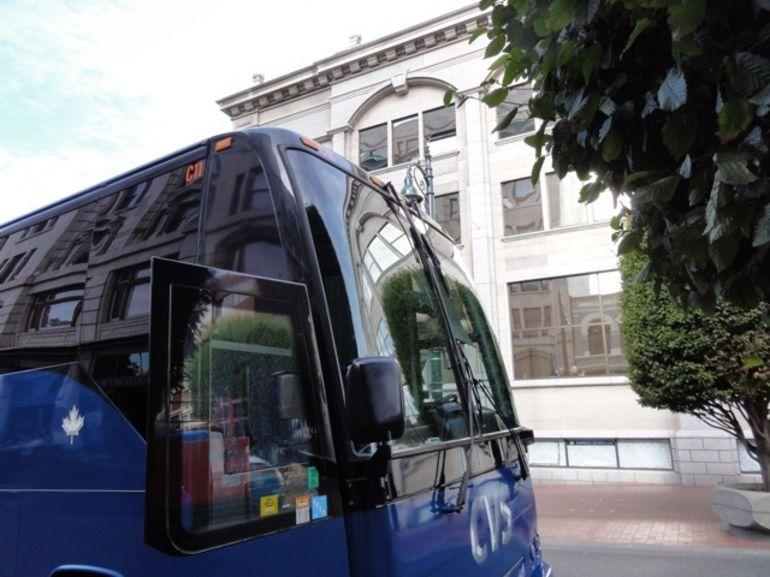 Comfy Bus - Victoria
