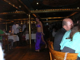 BELLY DANCER , robert j - October 2012