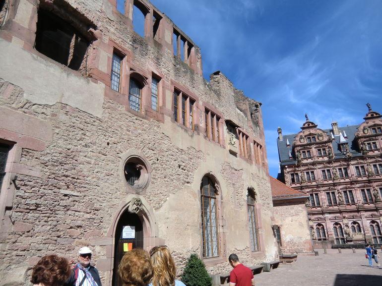 Heidelberg Trip - Frankfurt