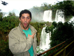 Iguazu Falls - May 2011