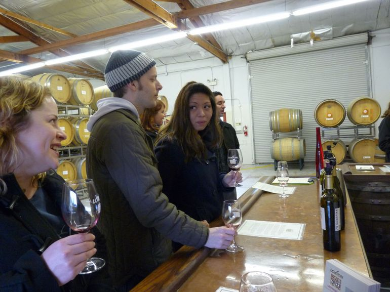 Loxton Wine Tasting - San Francisco