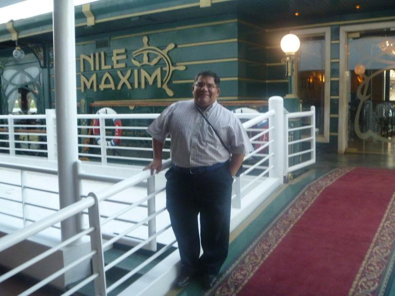 Nile Maxim - Cairo