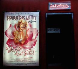 At Paradis Latin, Sherry O - March 2015
