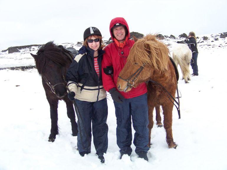 Viking horse riding trip, Reykjavik - Reykjavik