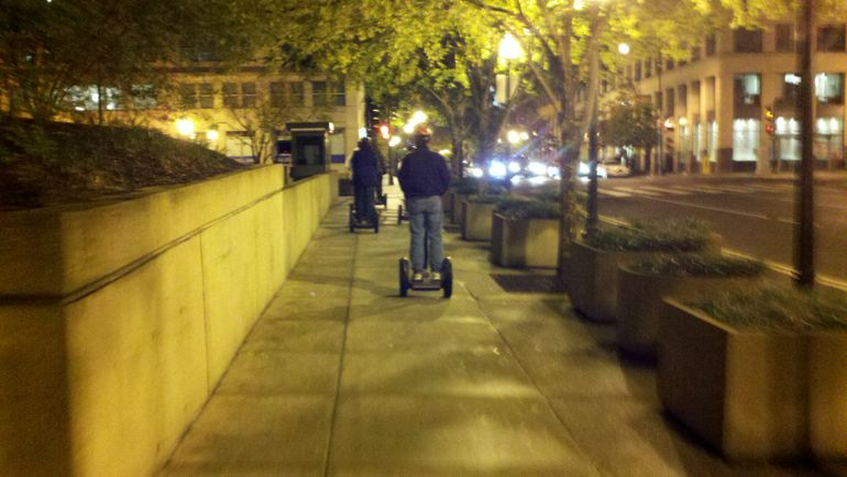 Washington DC Segway Night Tour photo 28