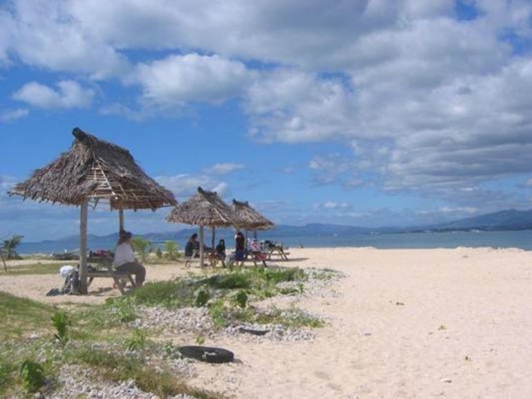 Snorkel Island, Fiji - Nadi