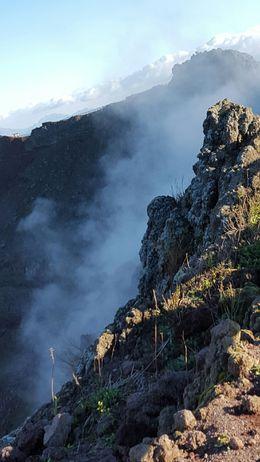 last eruption was in 1944 , chrisn - December 2015