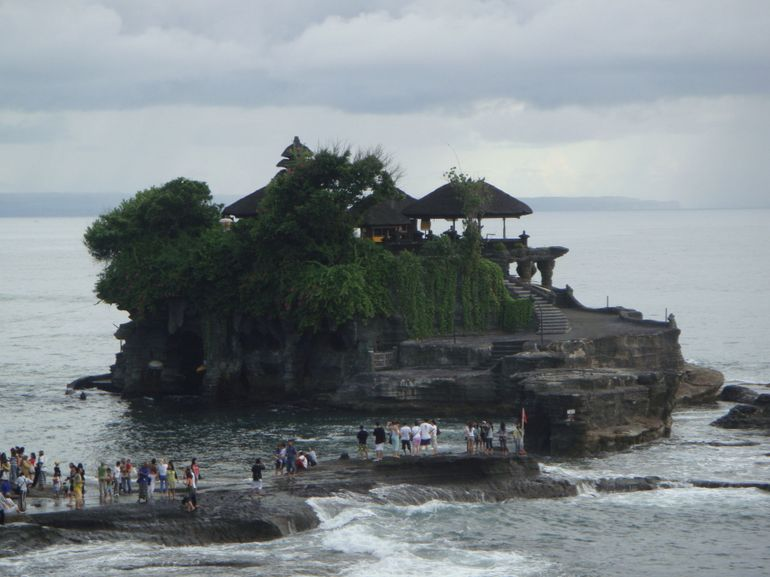 Bali Monkey Forest, Mengwi Temple, and Tanah Lot Afternoon Tour photo 35