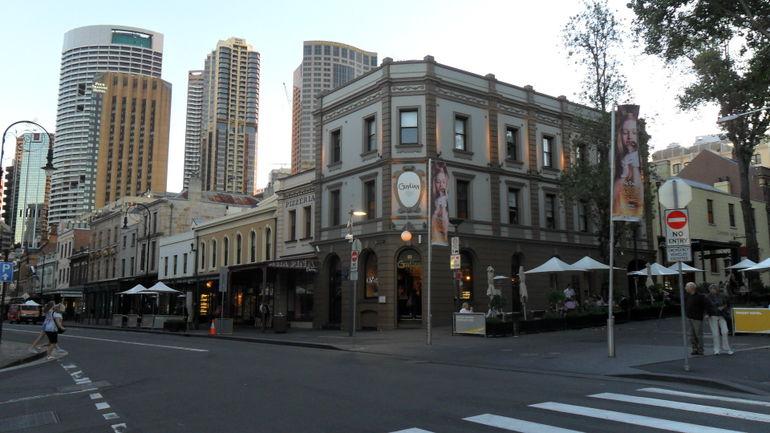 The Rocks, Sydney - Sydney