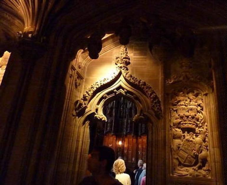 Thistle Chapel - London
