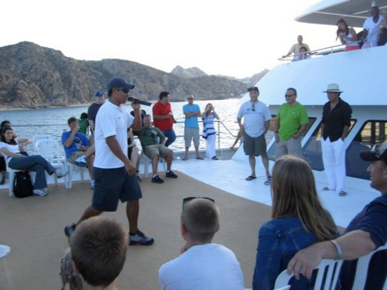 Tour guide - Los Cabos