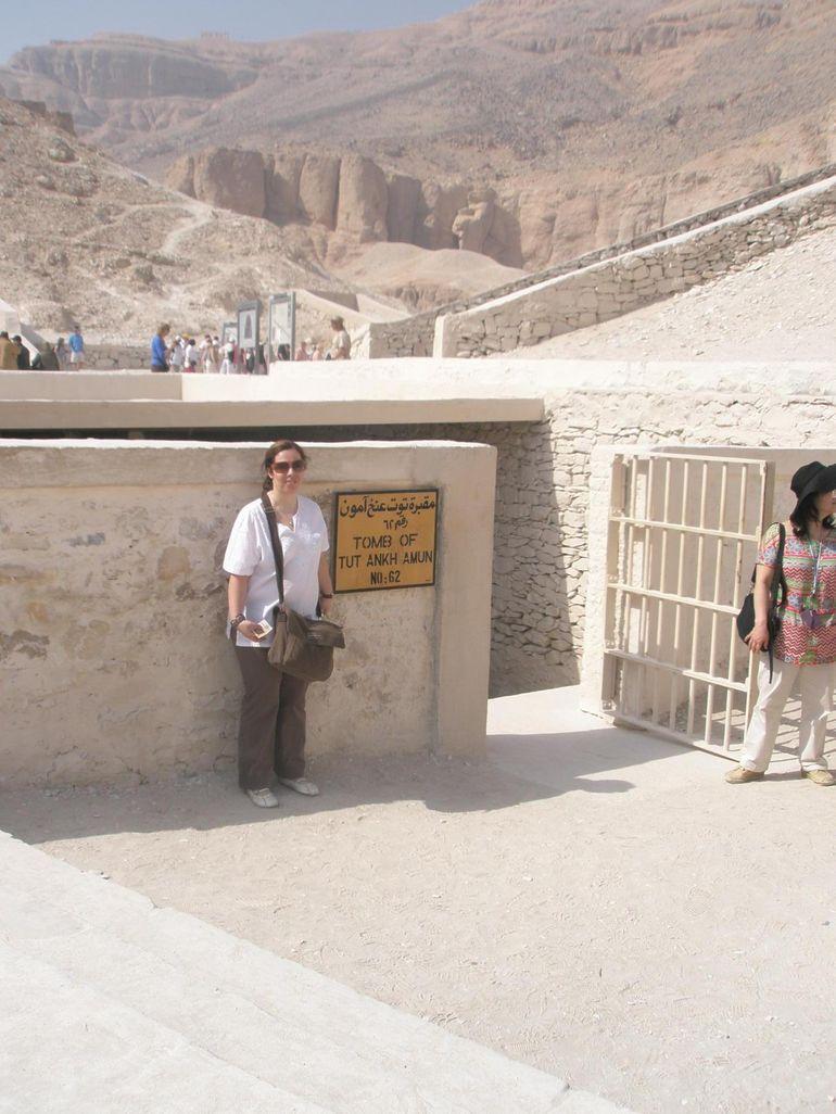 Tutankhamen's Tomb - Luxor