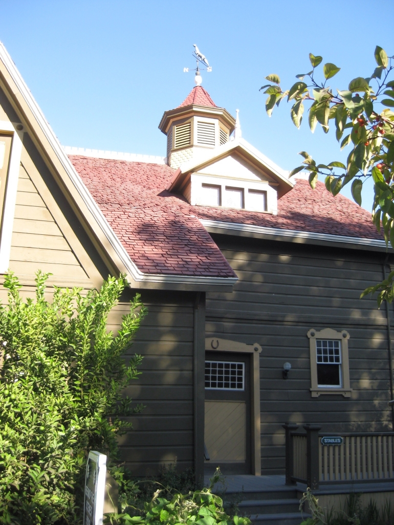 Winchester Stables - San Francisco