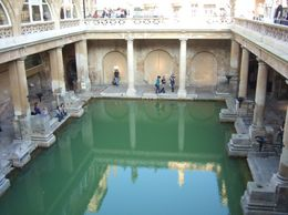 Windsor, Stonehenge and Roman Baths Day Trip, Christy V. S - October 2008