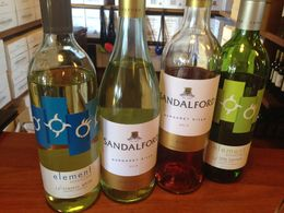 Wine tasting in Margaret River - March 2014