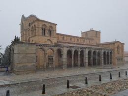 Avilla - Basilica de San Vincente , ewwas13 - March 2017
