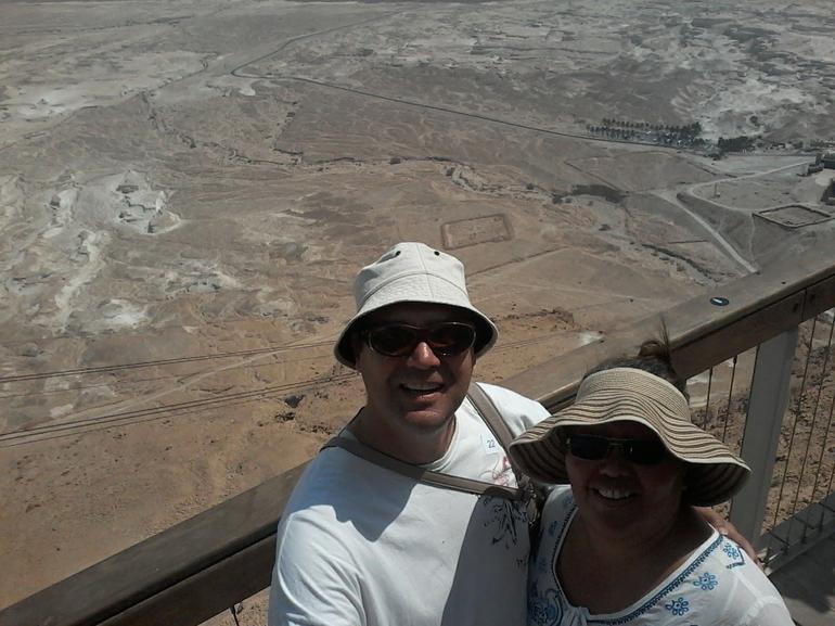 2-Day Best of Israel Tour from Tel Aviv: Jerusalem, Bethlehem and Masada Tour