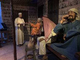 Dubai Museum exhibit , Graham A - October 2017