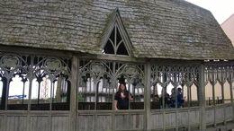 A ponte de Hogwarts é muito torta... e linda. , ANA C - July 2014