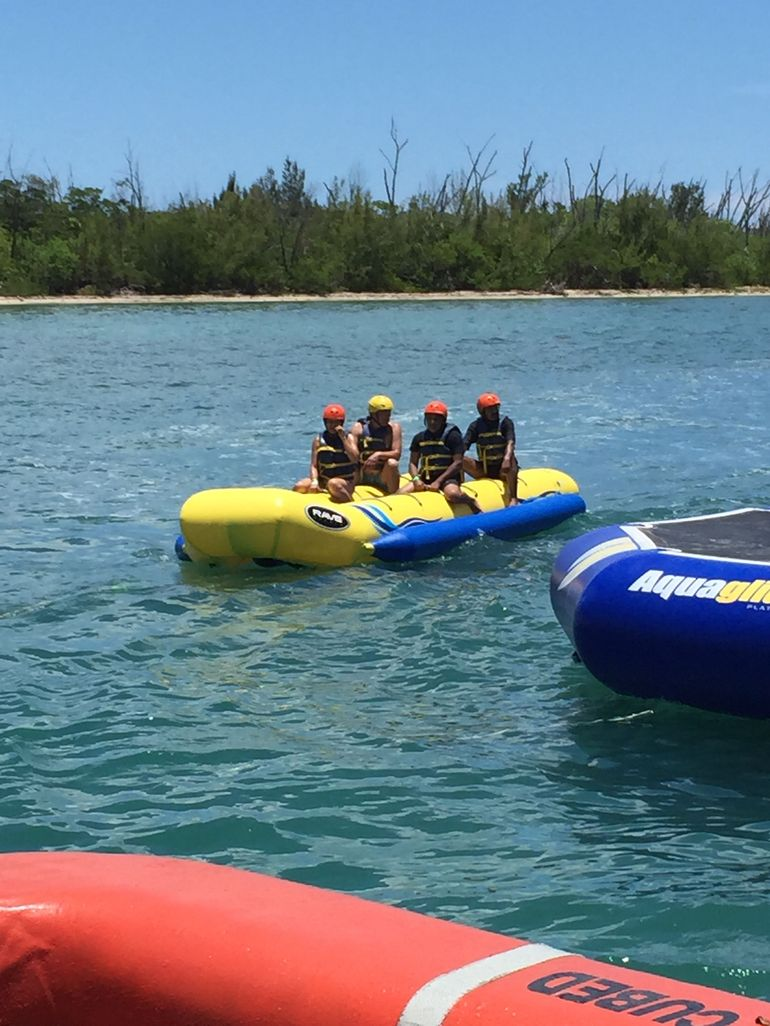 Key West Full-Day Power Adventure: Sailing & Watersports Package