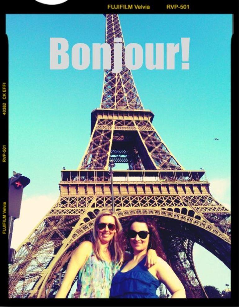 Bonjour! - Paris